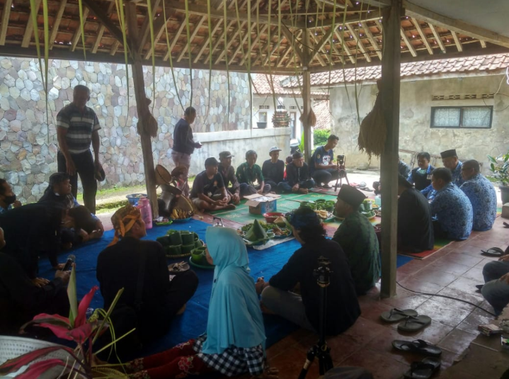Pagelaran Seni Budaya Desa Mekarjaya